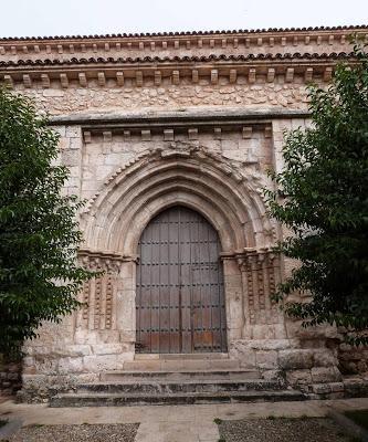 Iglesia San Felipe. Románico en Brihuega (Guadalajara)