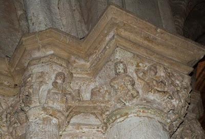 Iglesia Santa María de la Peña. Románico en Brihuega (Guadalajara)