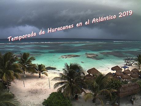 Lista de nombres para la Temporada de Huracanes en el Atlántico 2019