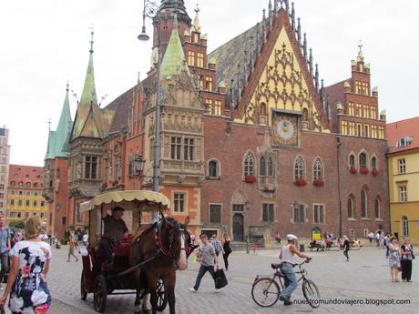 Wroclaw; la joya escondida de Polonia