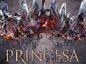 Reseña Princesa cenizas Laura Sebastian