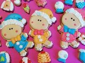 Galletas minigalletitas navidad