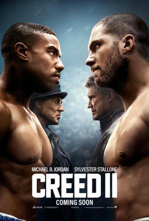 Creed II: espíritu de revancha