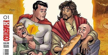 Cancelan cómic 'Segunda Venida', con Jesús de protagonista