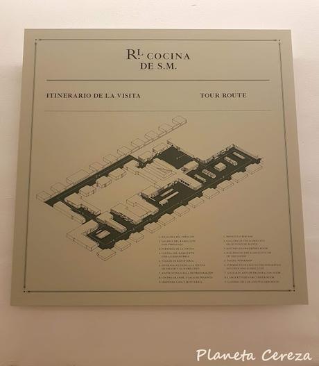 La Real Cocina. Las cocinas del Palacio Real de Madrid.