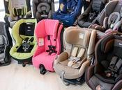 Como elegir sillas auto para bebes seguras comodas