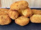 Croquetas hummus calabaza