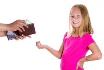 ¿Debemos dar paga a los niños?