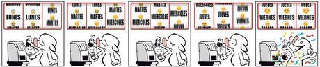 [SONRÍA, POR FAVOR] Con un montón de viñetas de humor para hoy martes, 5 de febrero