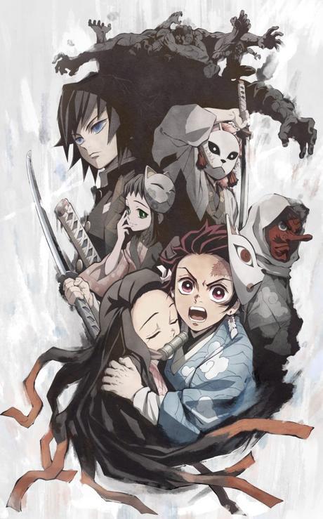 El anime ''Demon Slayer: Kimetsu no Yaiba'', desvela trailer promocional
