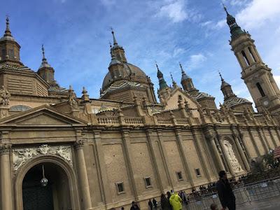 De fin de semana por Zaragoza