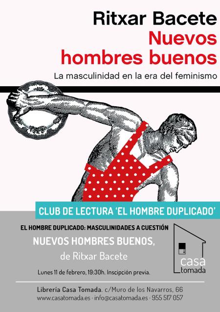 El hombre duplicado: Nuevo club de lectura en Sevilla ciudad