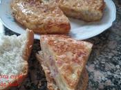 Tortilla patata queso cabrales