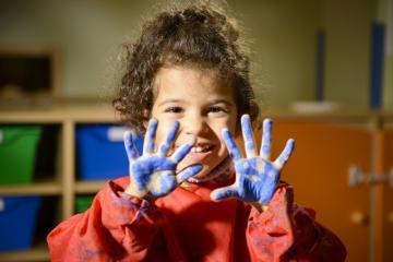 Adaptación de bebés de 3 a 24 meses a la escuela, parvulario o guardería