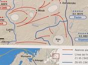 guerra mundial. operación barbarroja (iii): intento tomar moscú (operación tifón) fracaso