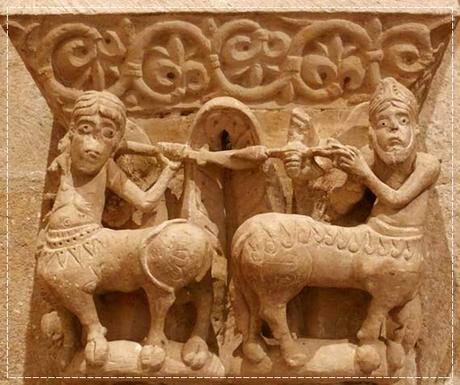 El Centauro/Sagitario en la simbología zoomórfica fantástica