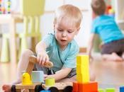 Adaptación bebés meses escuela, parvulario guardería