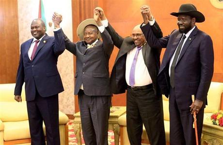 Un acuerdo de paz abre la esperanza en Centroáfrica
