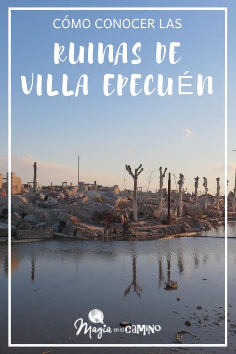 Villa Epecuén y una prosperidad truncada