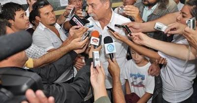 Jorge Sobisch cerrará la campaña en el interior y será en Piedra del Águila.
