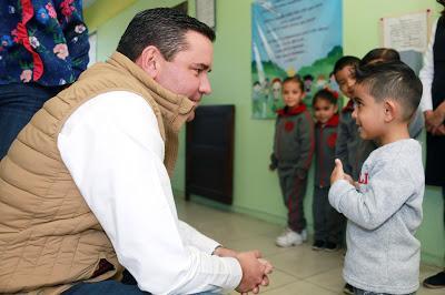 OFRECEN CENTROS DE DESARROLLO INFANTIL Y DE ATENCIÓN MÚLTIPLE EDUCACIÓN INCLUYENTE A NIÑAS Y NIÑOS DEL ESTADO DE MÉXICO