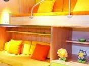 Colores habitación niños