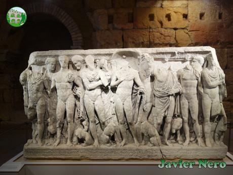 La tragedia de Hipólito y Fedra