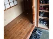 ¿Por sacan zapatos antes entrar casa?