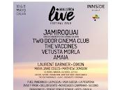 Mallorca Live 2019, Confirmaciones