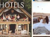mejores hoteles ecológicos lujo mundo