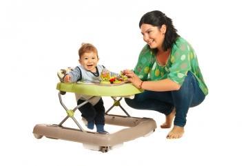 Andadores: ¿bueno o malo para el bebé?