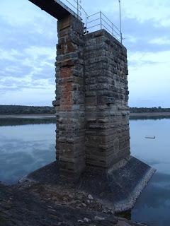 La Torre de Toma de la Presa de Cornalvo: álbum fotográfico actualizado