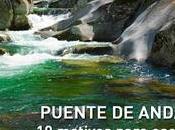 Puente Andalucía: motivos para escaparte Valle Jerte