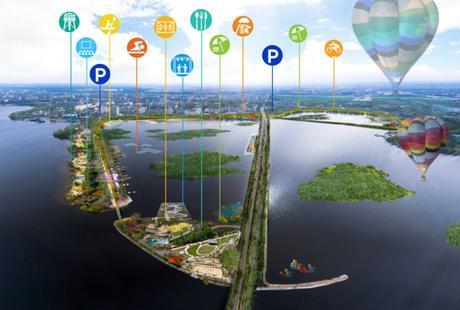 Propuestas para regenerar el frente fluvial de Voronezh