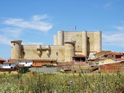 Castillo de los Sarmiento, Palencia