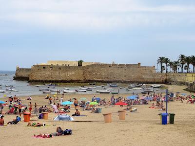 Castillo de Santa Catalina, Cádiz