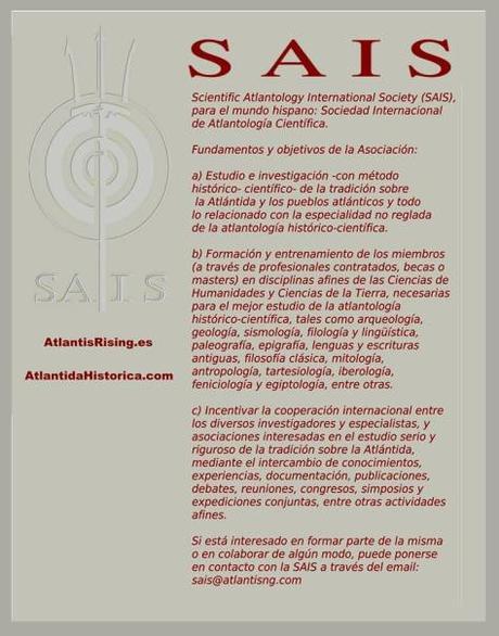Documento fundacional de la SAIS