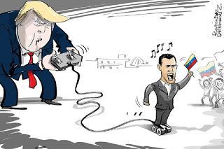Guaidó, un presidente sin territorio, sin ejército y con un amargo sabor de derrota