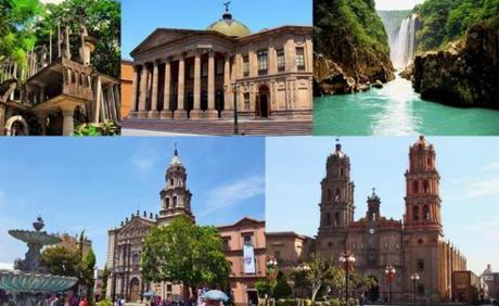 San Luis Potosí está listo para recibir turistas en Semana Santa
