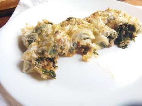 BOREK ....cocina Turca