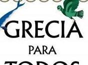 Grecia para todos..... Carlos García Gual