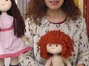 Muñeca tela queda Patrones gratis