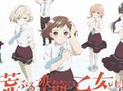 anime ''Araburu Kisetsu Otome-domo yo'', desvela fecha estreno