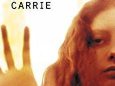 """Stephen King: """"Carrie"""". Terror suspense"""