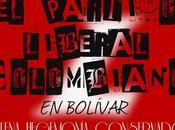 partido liberal colombiano bolívar plena hegemonía conservadora