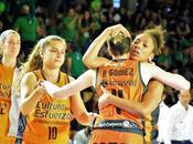Galería clics Girona-Valencia Basket (cuartos final Copa Reina Vitoria)