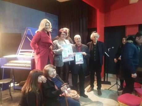 Grito de Mujer 2019 en Atenas Grecia