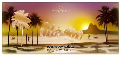 Nuevas paletas de sombras de Essence