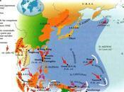 guerra mundial: expansión japonesa pacífico tras pearl harbor
