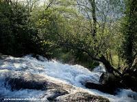 Cascada de Marta
